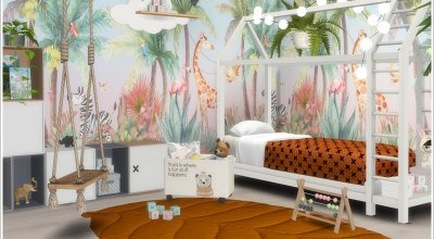 Детская комната Juno