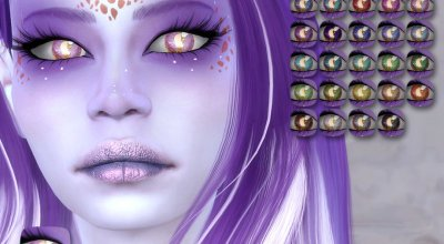 Глаза DollyEyes_28