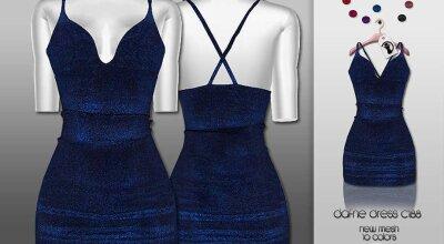 Платье Dafne C188