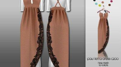 Платье Pauletta C200
