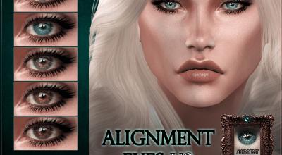 Глаза Alignment V2