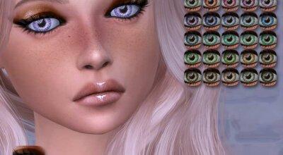 Глаза SpringEyes