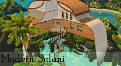 Резиденция Modern Sulan