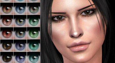 Глаза N75