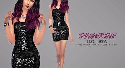 """Платье """"Clara"""""""