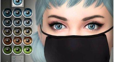 Натуральные цвета глаз 11