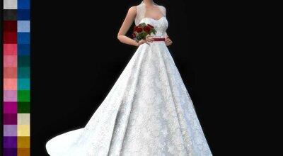 Свадебное платье N11