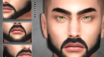 Борода M160