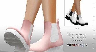 Ботинки Chelsea