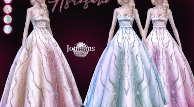 Платье Asrosalie