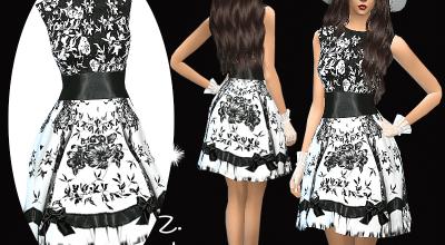 Платье Ascot
