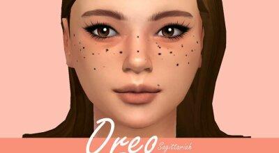 Веснушки Oreo