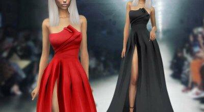 Вечернее платье N404
