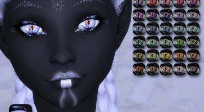 Глаза DollyEyes