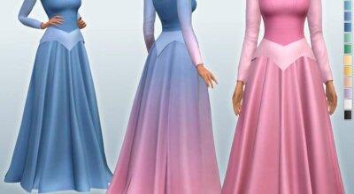 Платье Aurora