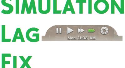 Фикс задержки при симуляции