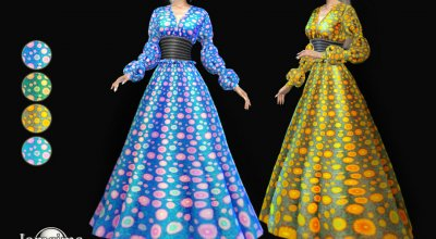 Платье Miss Zayella