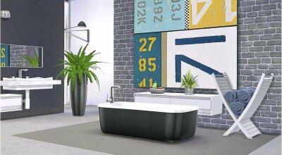 Ванная комната Acacia
