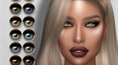 Глаза FRS N108