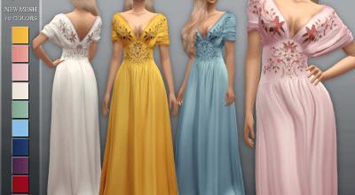 Платье Myrcella