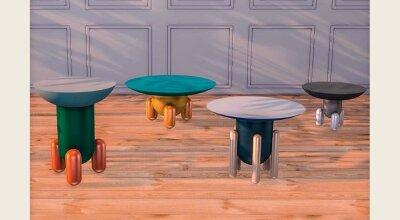 Набор приставных столиков Mushroom