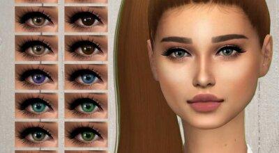 Глаза N12