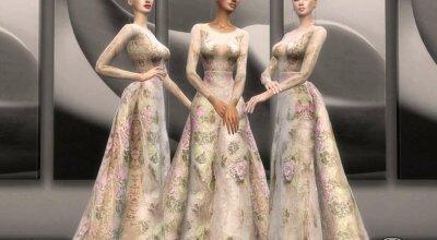 Платье Acdalsen