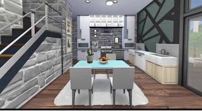 Дом Laksana Modern