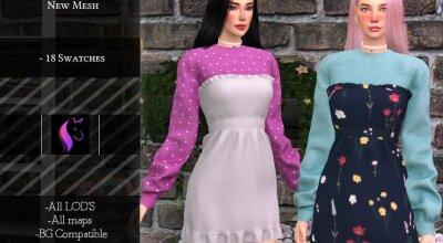 Платье Alysa