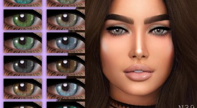 Глаза [MH] N39