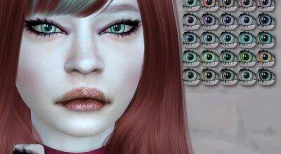 Глаза MeredithEyes