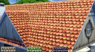 Крыша RuinedRoof