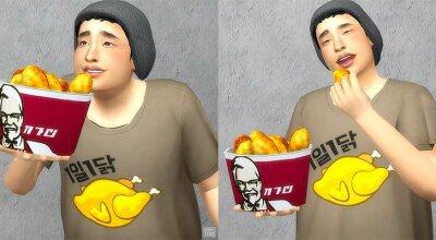 Набор KFC