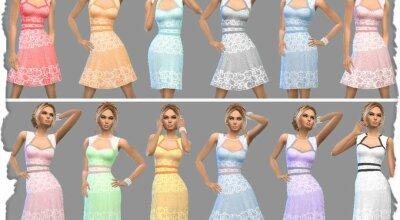 Платье Troiann