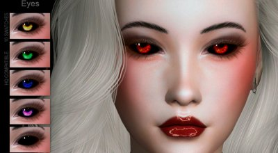 Глаза Shadow