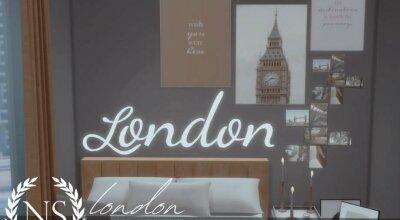 Декоративный сет London