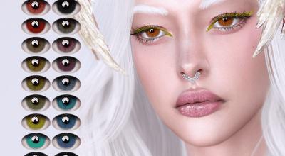 Глаза Cassandra