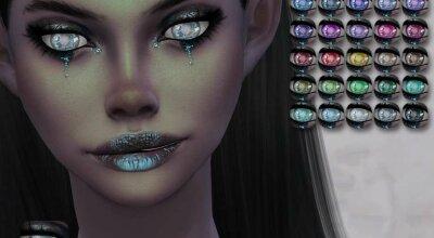 Глаза DollyEyes_41