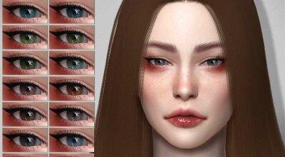 Апокалиптические глаза N30