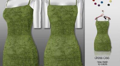 Платье C166
