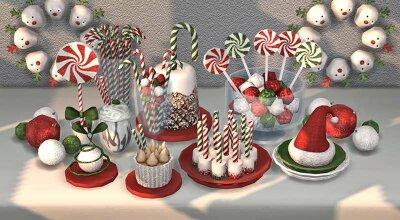 Декор Christmas 2020