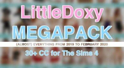 Набор сексуальной одежды LittleDoxy