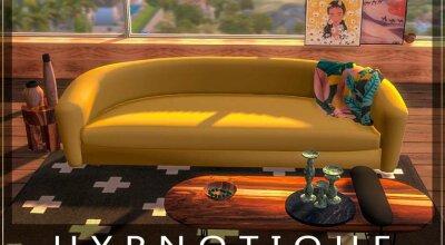Украшения гостиной Hypnotique #1