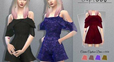 Платье Diva C-006