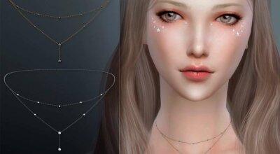 Ожерелье Babur 09