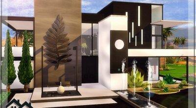 Современный дом ATRO