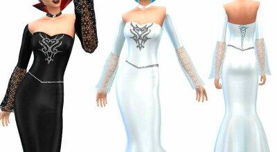 Платье Halloween Queen