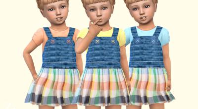 Малышковые платья 81