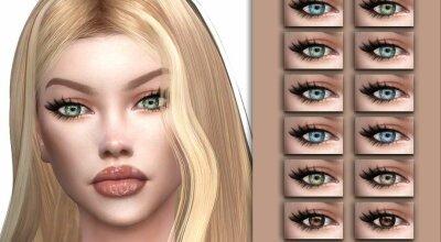 Глаза M175