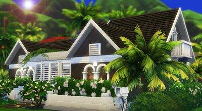 Дом Coconut
